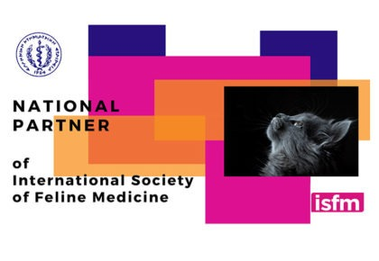 national partner of international society of feline medicine photo